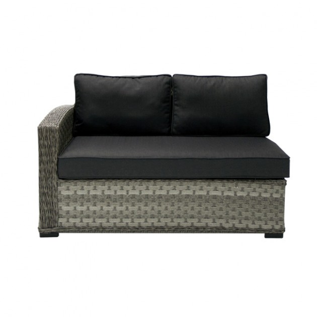 Угловой диван Geneva (11902) - Модульні комплекти Garden4You