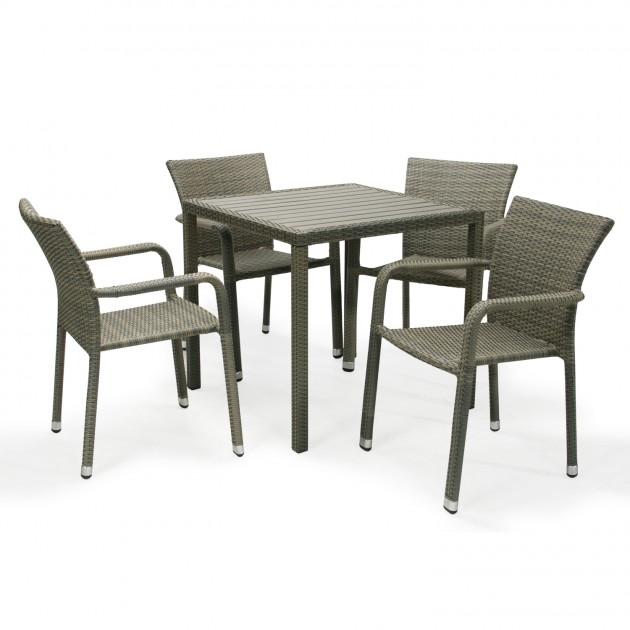 Крісло Larache (2102) - Стільці для вуличних кафе Garden4You