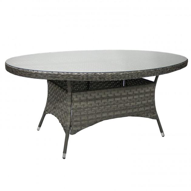 Обідній стіл Geneva (11970) - Обідні столи Garden4You