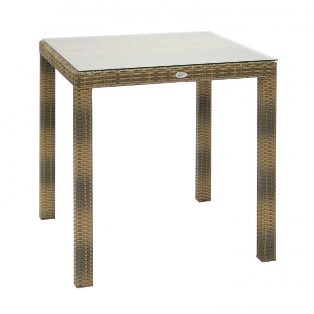 Обідній стіл Wicker (13347) - Обідні столи Garden4You