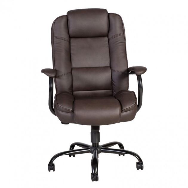 Крісло керівника Elegant XXL Brown (29198) - Крісла в кабінет керівника Office4You