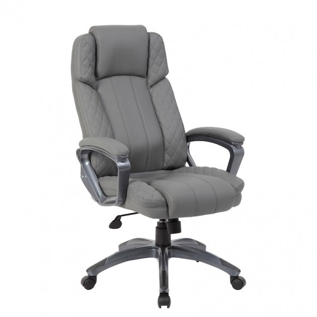 Крісло керівника Howard Grey (29204) - Крісла в кабінет керівника Office4You