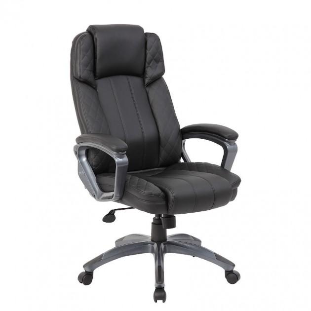 Крісло керівника Howard Black (29205) - Крісла в кабінет керівника Office4You