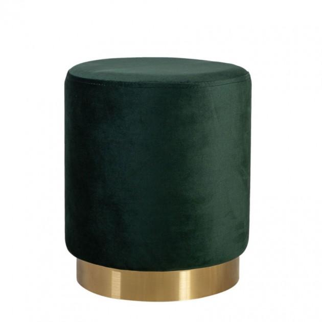 Пуфик La Perla Emerald (84604) - Пуфи і банкетки Home4You