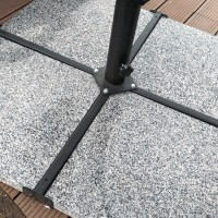 Обтяжувачі для парасолі (11786) - Бази для парасоль Garden4You