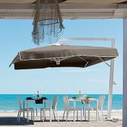 Квадратна парасоля Kandinsky (6340040081) - Консольні парасолі Garden4You