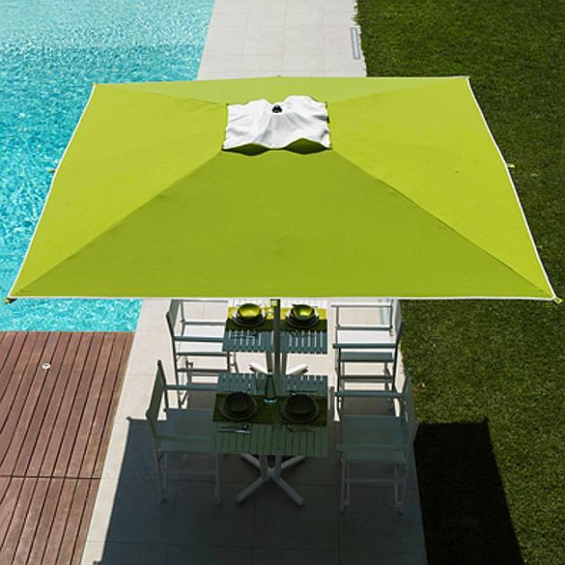 Квадратна парасоля Picasso (6340040016) - Стандартні парасолі Magnani