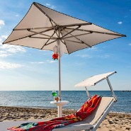 Парасоля Picasso Beach (63250250) - Стандартні парасолі Magnani