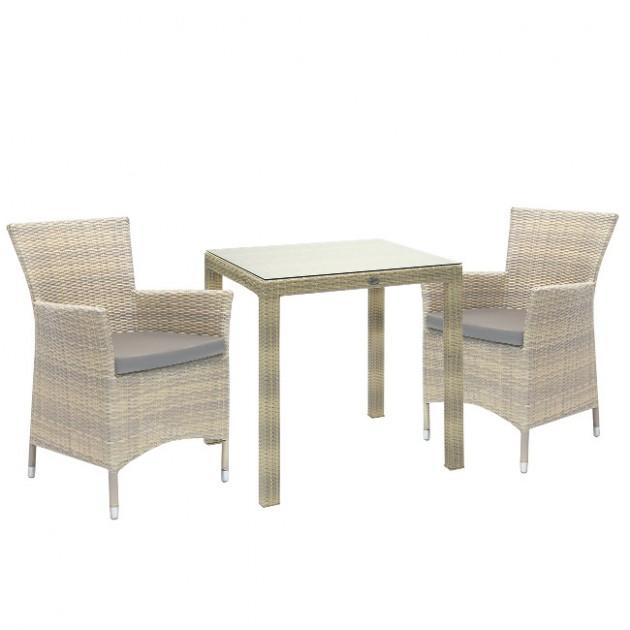 Столовий комплект Wicker (k133451) - Столові комплекти Garden4You