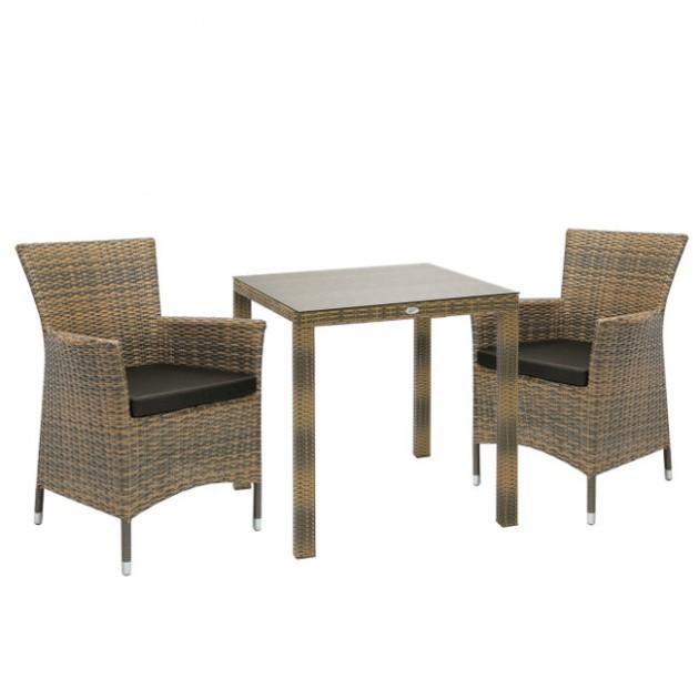 Столовий комплект Wicker (k133471) - Столові комплекти Garden4You