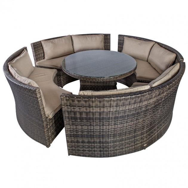 Комплект Veneto (11880) - Столові комплекти Garden4You
