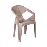 Стілець Muze (12036) - Стільці для вуличних кафе Garden4You