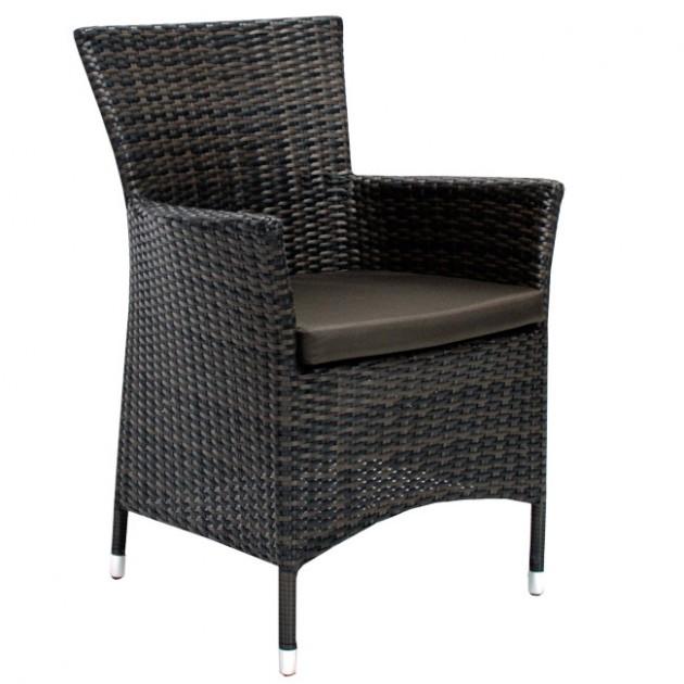 Крісло Wicker (12699) - Крісла для вуличних кафе Garden4You