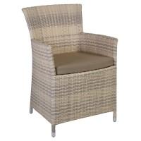 Крісло Wicker (1270) - Крісла для вуличних кафе Garden4You