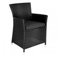 Крісло Wicker (12709) - Крісла для вуличних кафе Garden4You
