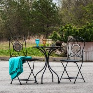 Складной стул Mosaic (38665) - Стільці для вуличних кафе Garden4You
