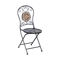 Складной стул Mosaic (38666) - Стільці для вуличних кафе Garden4You