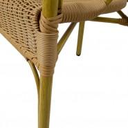Стілець Bambus Rustic (18634) - Стільці для літніх кафе Garden4You