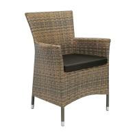 Крісло Wicker (0946) - Крісла для вуличних кафе Garden4You