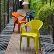 Стілець Muze (12032) - Стільці для вуличних кафе Garden4You
