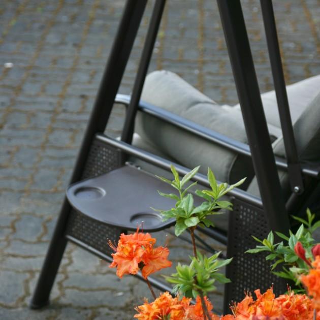 Садовые качели Cairo (11826) - Крісла гойдалки Garden4You