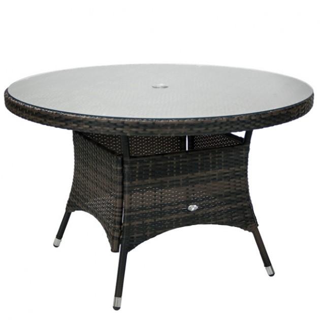 Обідній стіл Wicker (11977) - Обідні столи Garden4You
