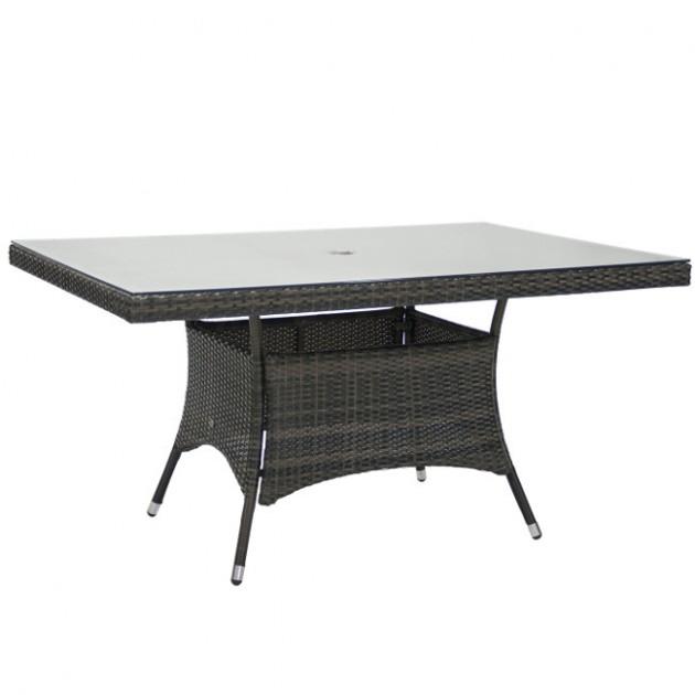 Обідній стіл Wicker (1198) - Обідні столи Garden4You