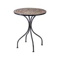 Круглый садовый стол Mosaic (38664) - Обідні столи Garden4You