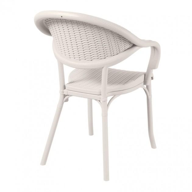 Крісло Giò Crema (33072) - Стільці для вуличних кафе Antiga