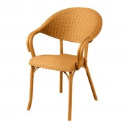 Крісло Giò Nocciola (33073) - Стільці для вуличних кафе Antiga