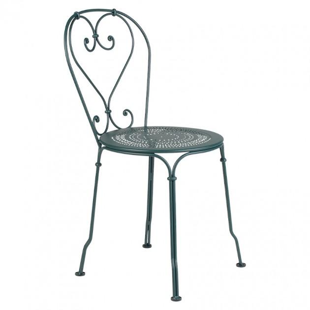 Садовий стілець 1900 Cedar Green (220102) - Стілець 1900 Fermob