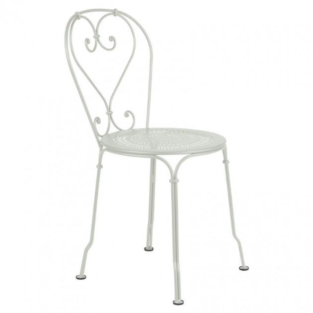 Садовий стілець 1900 Clay Grey (2201a5) - Стілець 1900 Fermob