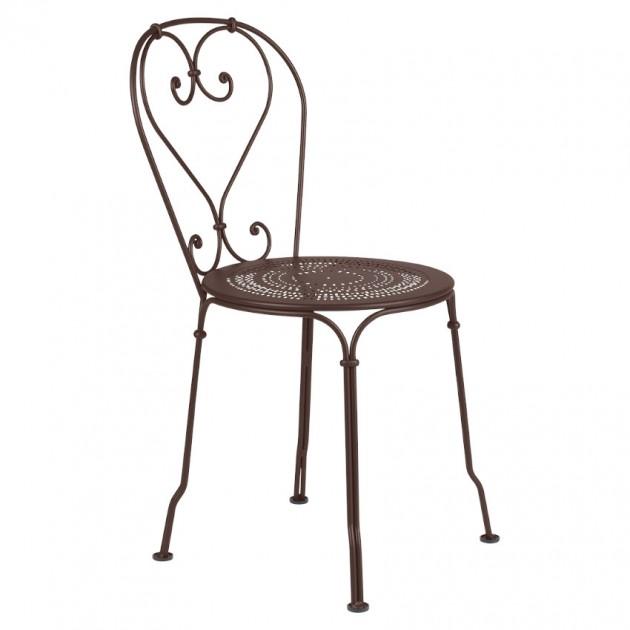 Садовий стілець 1900 Russet (220109) - Стілець 1900 Fermob