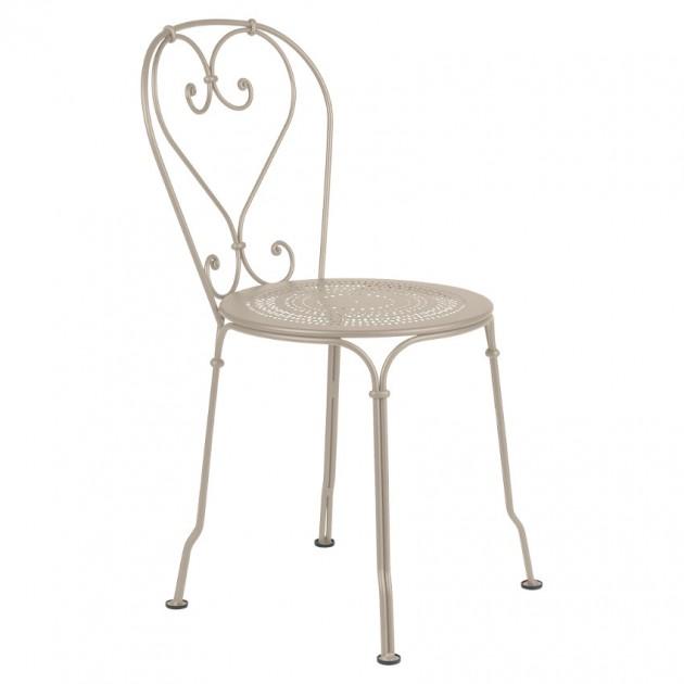 Садовий стілець 1900 Nutmeg (220114) - Стілець 1900 Fermob