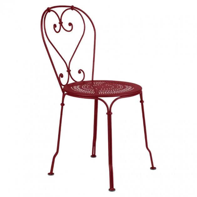 Садовий стілець 1900 Chili (220143) - Стілець 1900 Fermob