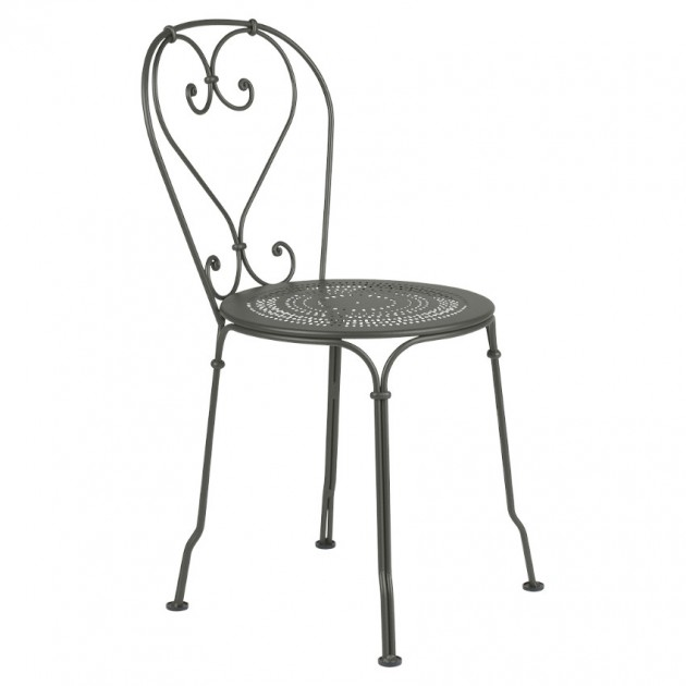 Садовий стілець 1900 Rosemary (220148) - Стілець 1900 Fermob