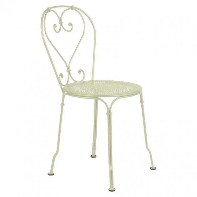 Садовий стілець 1900 Willow Green (220165) - Стілець 1900 Fermob
