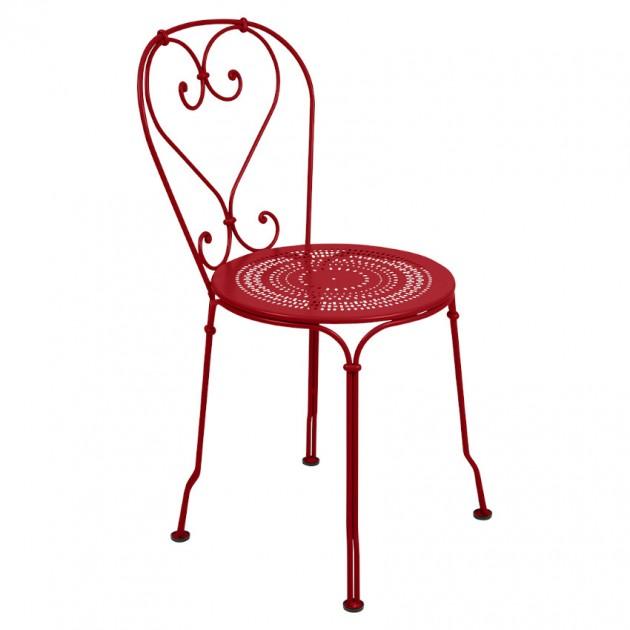 Садовий стілець 1900 Poppy (220167) - Стілець 1900 Fermob