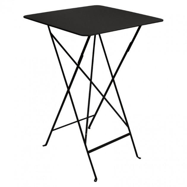 Барний стіл Bistro 0250 Liquorice (025042) - Барний стіл Bistro Fermob