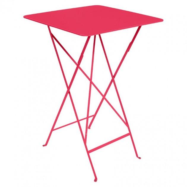 Барний стіл Bistro 0250 Pink Praline (025093) - Барний стіл Bistro Fermob