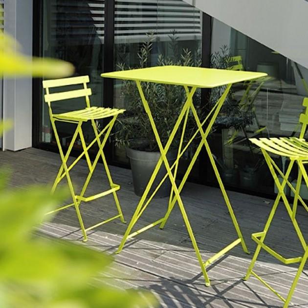Барний стіл Bistro 0250 Verbena (025029) - Барний стіл Bistro Fermob