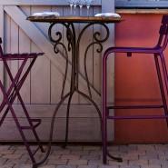 Барний стілець Bistro Capucine (511345) - Барний стілець Bistro Fermob
