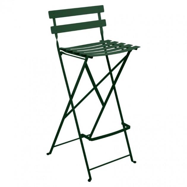 Барний стілець Bistro Cedar Green (511302) - Барний стілець Bistro Fermob