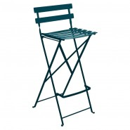 Барний стілець Bistro Acapulco Blue (511321) - Барний стілець Bistro Fermob