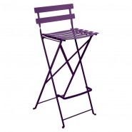 Барний стілець Bistro Aubergine (511328) - Барний стілець Bistro Fermob