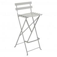 Барний стілець Bistro Steel Grey (511338) - Барний стілець Bistro Fermob