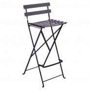 Барний стілець Bistro Plum (511344) - Барний стілець Bistro Fermob