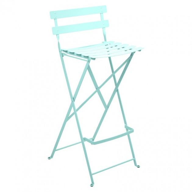 Барний стілець Bistro Lagoon Blue (511346) - Барний стілець Bistro Fermob