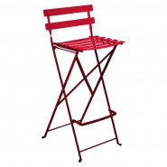 Барний стілець Bistro Poppy (511367) - Барний стілець Bistro Fermob