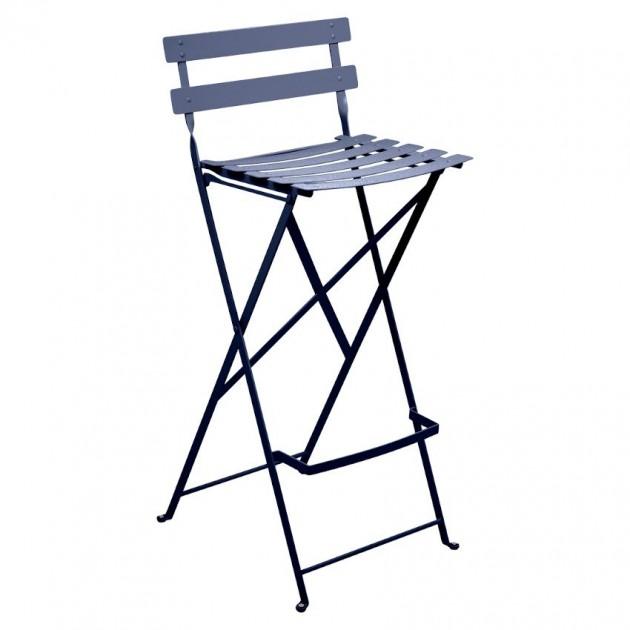 Барний стілець Bistro Deep Blue (511392) - Барний стілець Bistro Fermob
